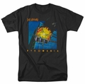 Def Leppard t-shirt Pyromania mens black