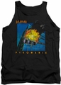 Def Leppard tank top Pyromania adult black