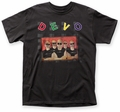 Devo Duty Now for the Future adult tee black mens pre-order