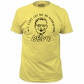 Devo fitted jersey t-shirt No Satisfaction mens banana pre-order