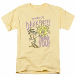 Dexter's Laboratory t-shirt Dark Forces mens banana