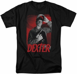 Dexter t-shirt See Saw mens black