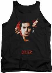 Dexter tank top Body Bad mens black