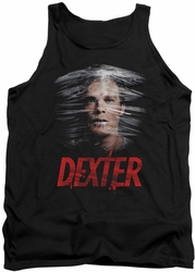 Dexter tank top Plastic Wrap mens black