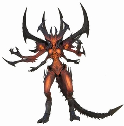 Diablo III Deluxe action figure