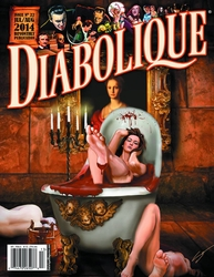 Diabolique #22 Newsstand Edition pre-order