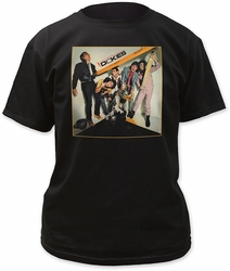 Dickies the incredible shrinking dickies adult tee mens black pre-order