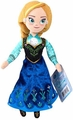 Disney Frozen Anna talking bean bag plush figure