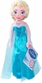 Disney Frozen Elsa talking bean bag plush figure