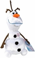 Disney Frozen Olaf talking bean bag plush figure