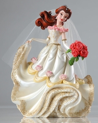 Disney Showcase Belle Bridal Couture Figure