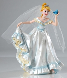 Disney Showcase Cinderella Bridal Couture Figure