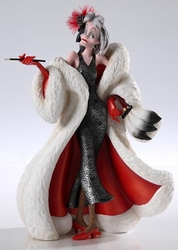 Disney Showcase Cruella Couture De Force Figure