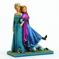 Disney Traditions Frozen Anna & Elsa Figurine
