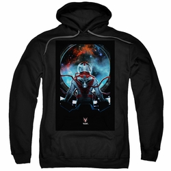 Divinity pull-over hoodie Cover adult black