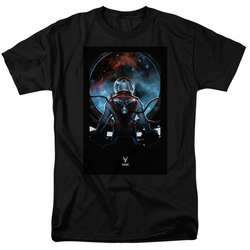 Divinity t-shirt Cover mens black