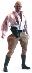 Doc Savage 1/6 Scale Figure Silver Age Version pre-order