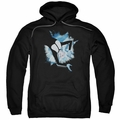 Doctor Mirage pull-over hoodie Mirage Burst adult black