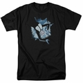 Doctor Mirage t-shirt Mirage Burst mens black