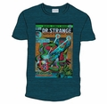 Doctor Strange Px Navy Heather T-Shirt