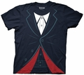Doctor Who 12th Doctor Outfit adult mens t-shirt pre-order