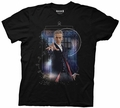 Doctor Who 12th Doctor Regeneration mens t-shirt