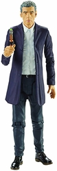 Doctor Who 12Th Doctor White Shirt 5-Inch Action Figure