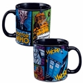 Doctor Who 20 oz. Ceramic Mug