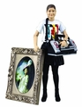 Doctor Who Ace 5-Inch Action Figure pre-order