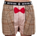 Doctor Who mens boxers Bow Tie mens