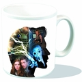 Doctor Who Eleventh Doctor Collage Mug