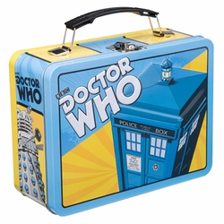 Doctor Who Large Tin Tote