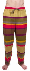 Doctor Who Scarf Lounge Pants pre-order