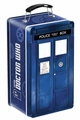 Doctor Who TARDIS Shaped Tin Tote Box