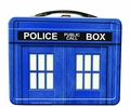 Doctor Who Tardis Lunchbox Tin Tote