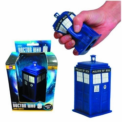 Doctor Who Tardis Stress Toy