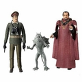 Doctor Who The Daemons Action Figure Set