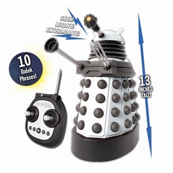 Doctor Who The Supreme 13-Inch Remote Control Dalek