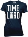Doctor Who Time Lord with Tardis juniors t-shirt pre-order