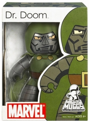 Dr. Doom Marvel Mighty Muggs vinyl figure