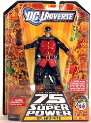 Dr. Mid-Nite action figure DC Universe series 12