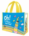 Dr. Seuss Oh the Places Large Recycled Shopper Tote