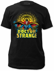 Dr. Strange eye of agamotto fitted jersey tee black t-shirt pre-order