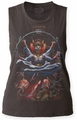 Dr. Strange Levitation juniors muscle tank vintage black womens pre-order