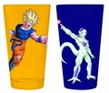 Dragonball Z Frieza Vs Goku 2-Pack Pint Set pre-order