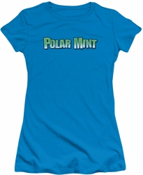 Dubble Bubble juniors t-shirt Polar Mint turquoise