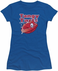 Dubble Bubble juniors t-shirt Tangy Tarts royal