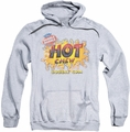 Dubble Bubble pull-over hoodie Hot Chew adult athletic heather
