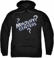 Dubble Bubble pull-over hoodie Mystery Centers adult black