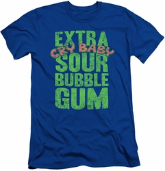 Dubble Bubble slim-fit t-shirt Extra Sour mens royal
